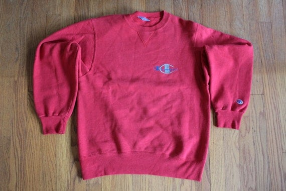 vintage 90's CHAMPION sweatshirt crewneck USA made