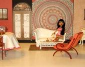 Diorama Cleo de Nile's House