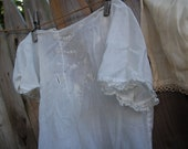 VINTAGE INFANT DRESSING gowns lace nightgowns vintage lace supply