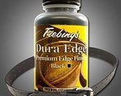 Black Fiebings Dura Edge Finish 8oz #34-222801