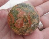 Unakite Ball - Unakite Sphere - Natural stone