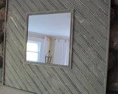 bead board mirror