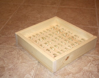 Bunny Rabbit Sisal Digging Box