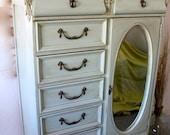 RESERVED FOR GINA - Vintage Dresser