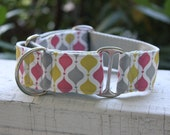 """The Sierra 1.5"""" Martingale Collar"""