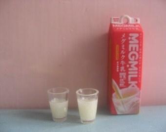 Miniature Fresh Milk 2 cups