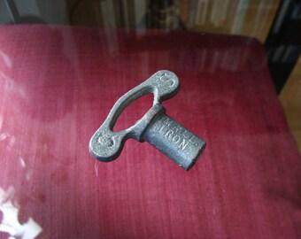 Antique Mall Iron Winding Key