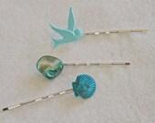 Mermaid Hair Pin Set