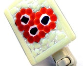 Poppy Flowers Night Light 6009