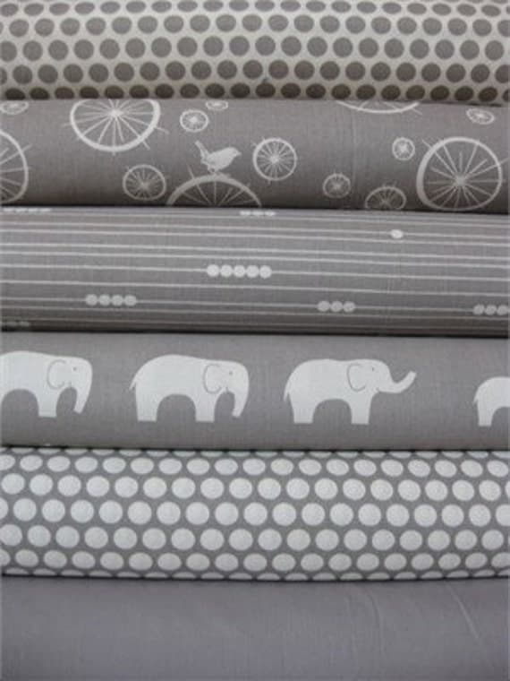 Items similar to baby boy crib bedding organic birch for Grey baby fabric