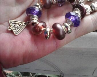 Pyramid Power, Euro style bracelet