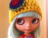 Side of Mustard - Fall Beanie for Blythe Vegan Friendly