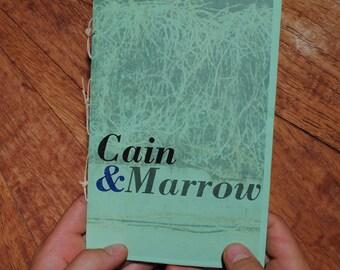 Cain & Marrow - A Handmade Zine