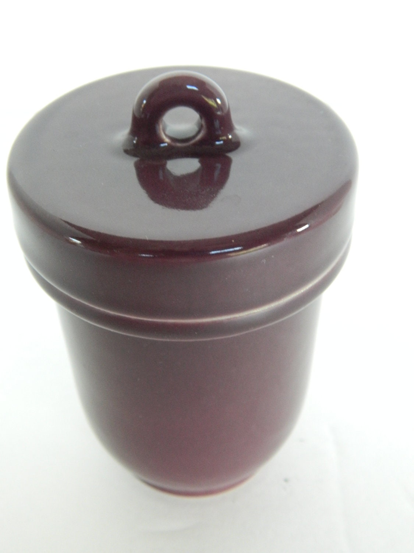 Vintage The Original Kitchener Egg Cup Egg Coddler By
