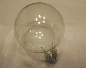 100 mm glass christmas ball