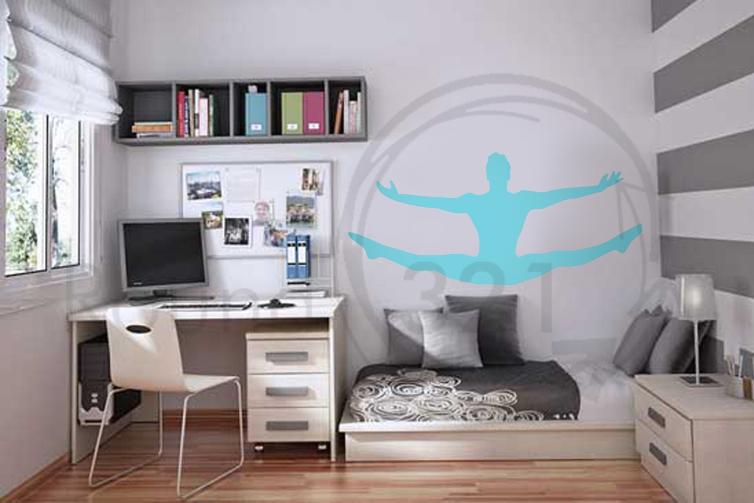 Brilliant Dance Themed Bedrooms for Teens 1500 x 1000 · 160 kB · jpeg