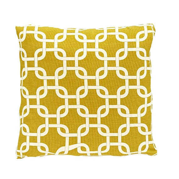 Mustard Throw Pillow Covers : Purple Pillow Cover Purple / Yellow Decorative by AnyarwotDesigns