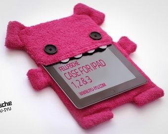 Fellfische Case for iPad - Pink