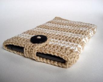 iPad Mini Cover or Case - Handmade Crochet