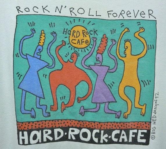 Vintage Hard Rock Cafe San Francisco Rock N By