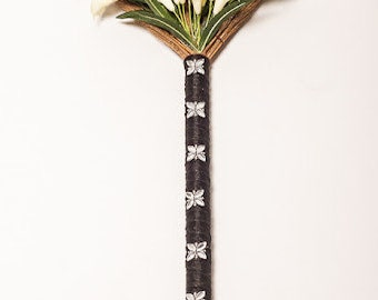 Abundantly Blessed Journey Broom