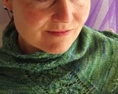 First Spring Scarf pdf. instant download
