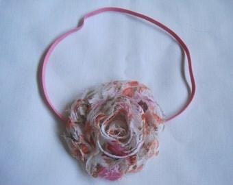 Floral Headband, Baby Headbands, Infant Headbands, Baby Girl Headbands, Girl Headbands, Baby Bow, Infant Bow
