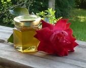 Edible Wedding Favors, 100 Raw Wildflower Honey 2oz Jars, Raw Honey, Tennessee Wildflower, Medicinal, Reception
