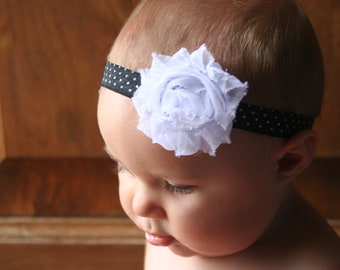 15% OFF, Baby Girl Flower Headband, Baby Headbands, Adult Headband, Flower Headband, Photo Prop, Headband, Baby Bows