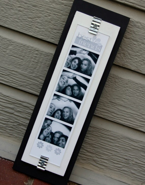 Photo Booth Picture Frame Wood Holds A 2 Quot X 8 1 2