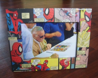 Custom Comic Book Frame 8x10