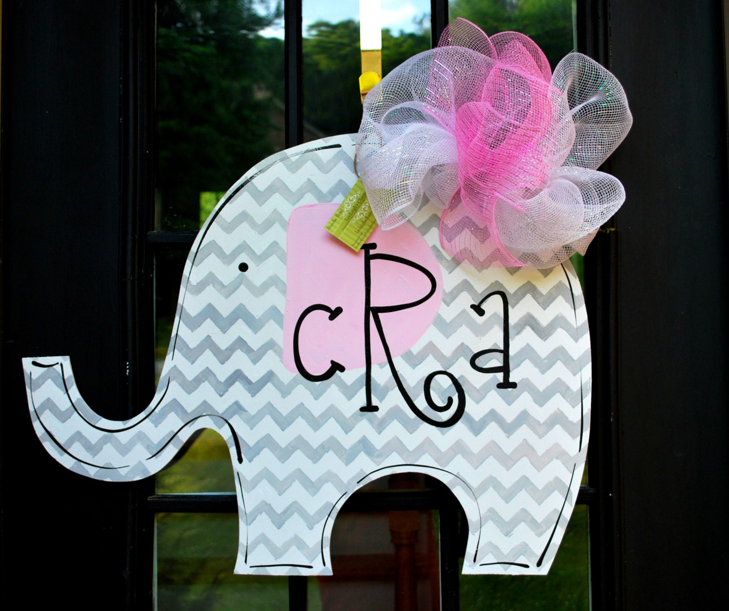 Baby boy hospital door decoration hospital door hanger for Baby girl hospital door decoration
