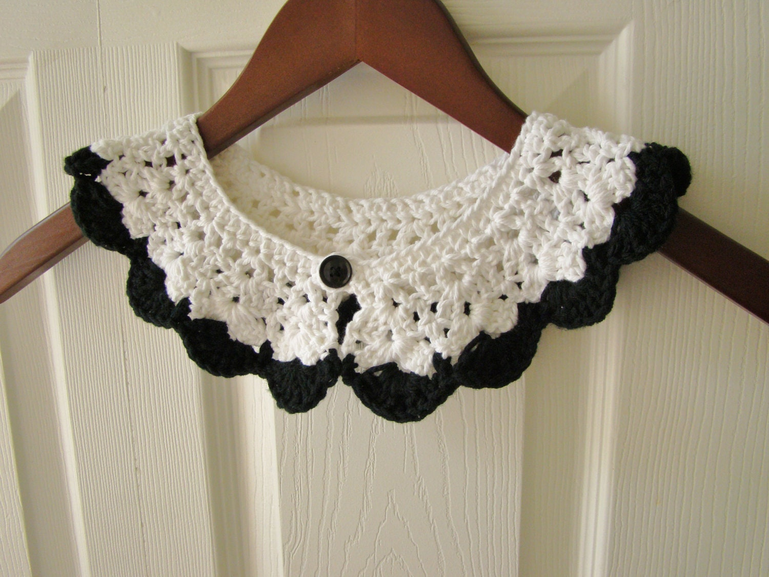 Crochet peter pan collar peter pan collar lace collar zoom bankloansurffo Image collections
