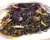 1 oz - Ghost in the Machine Tea - black tea - raspberry and rose