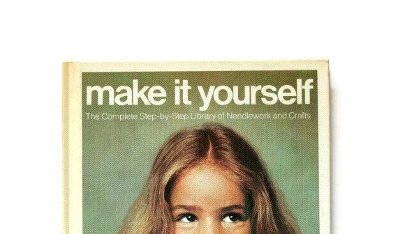 Make It Yourself Vintage Crafting Book