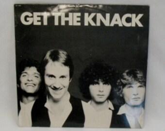 The Knack - Get The Knack Album Vinyl Record