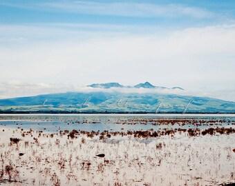 8x10 Print: Ethiopian Mountains