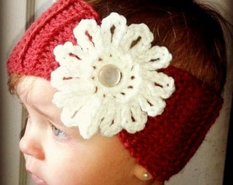 Crochet Earwarmer (ask about colors)