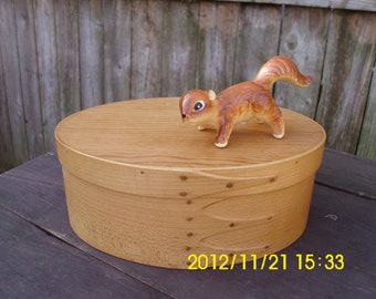 Canturbury Woodworks-Canterbury New Hampshire-Hand Made Shaker Box