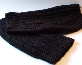 PrimiTive Folkart Plus Size Crochet Leg Warmers Pattern