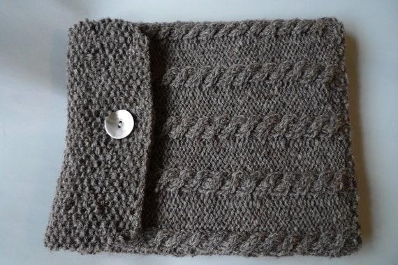 iPad case knitted - CUSTOM LISTING
