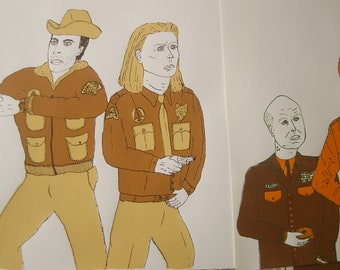 Twin Peaks Stationery Set