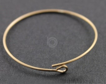 Gold Filled 32 mm Infinity Hoop, 1 Piece, Sold INDIVIDUALLY, Just buy as many you need, (GF/335/114)