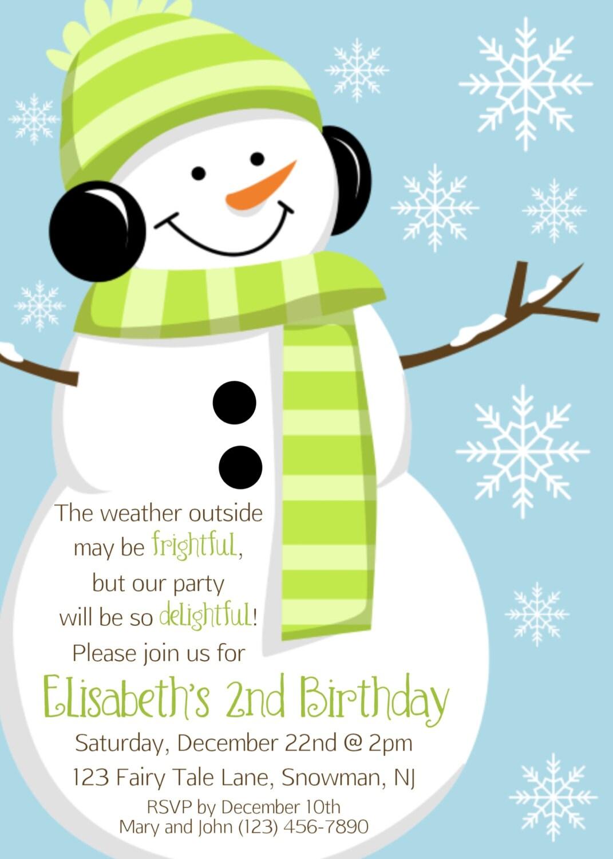 free birthday e invites