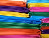 MEXICAN FIESTA Tissue Paper Pom Poms Set / 20 Party Poms / Colorful Party Decorations / Hanging Party Poms