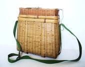 JAPANESE Bicycle Basket