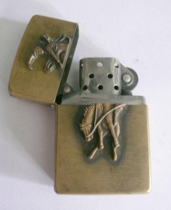 Marlboro Cowboy Zippo Lighter