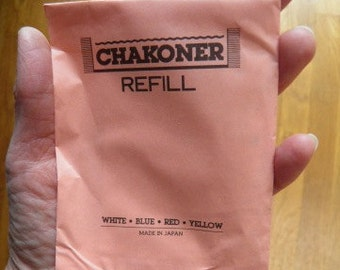 Japanese Chakoner refill chalk - red