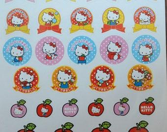 Japanese Stickers- Hello Kitty