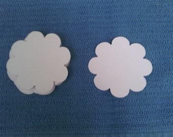 Flower Paper Cut-outs